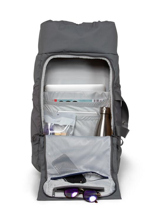 pinqponq Rucksäcke & Taschen Blok Large [charcoal grey] One Size jetzt im Onlineshop von zündstoff bestellen