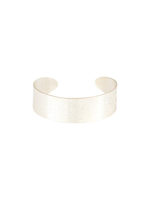 People Tree  Schmuck Brushed Cuff [silver] One Size jetzt im Onlineshop von zündstoff bestellen