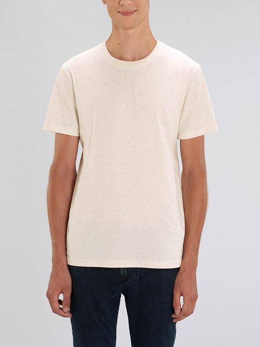 zündstoff.basics T-Shirts Claas [diverse Farben] L, ecru neppy mandarine jetzt im Onlineshop von zündstoff bestellen