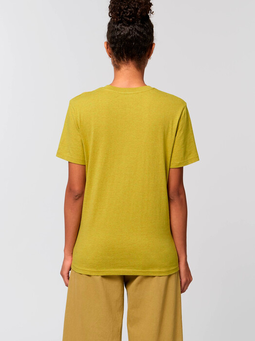 T-Shirts - Claas [diverse Farben] - S, heather neppy lemon grass 5