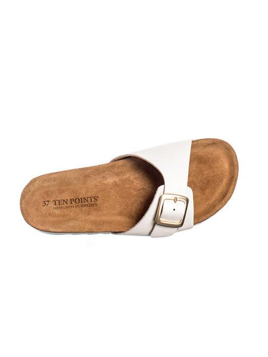 Ten Points Schuhe  Vivienne Lotus [butter] jetzt im Onlineshop von zündstoff bestellen