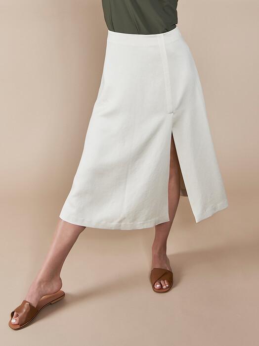 Jan 'n June Röcke Lexi Midi-Skirt [eggshell] jetzt im Onlineshop von zündstoff bestellen