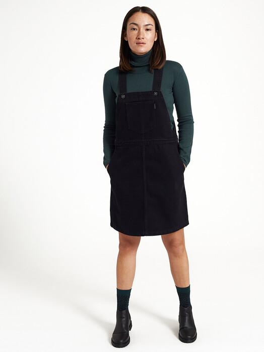 recolution  Kleider Dress Cilantro [washed black] jetzt im Onlineshop von zündstoff bestellen