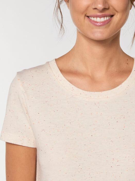 zündstoff.basics T-Shirts Enya [diverse Farben] XL, ecru neppy mandarine jetzt im Onlineshop von zündstoff bestellen