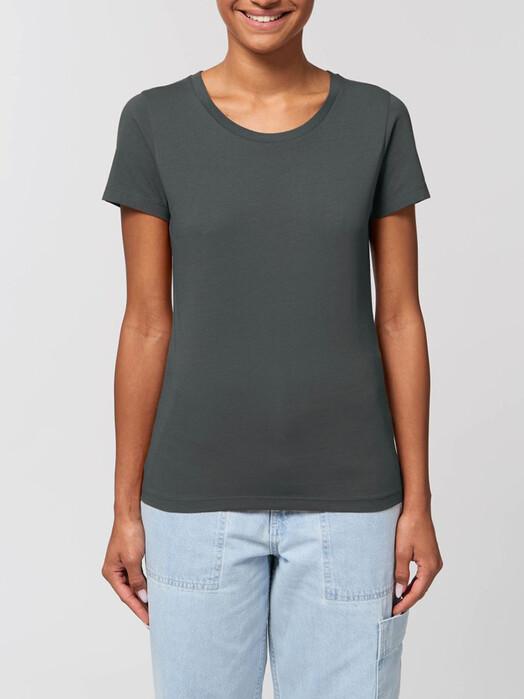 zündstoff.basics T-Shirts Enya [diverse Farben] M, anthracite  jetzt im Onlineshop von zündstoff bestellen