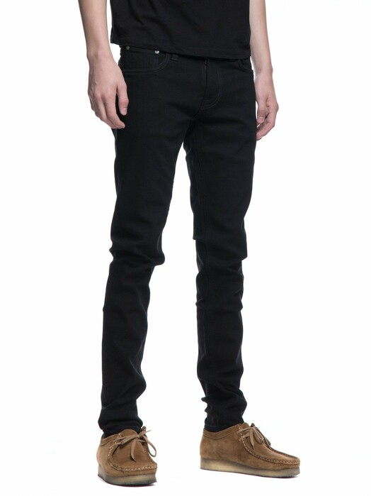 Jeans - Tight Terry [everblack] 6