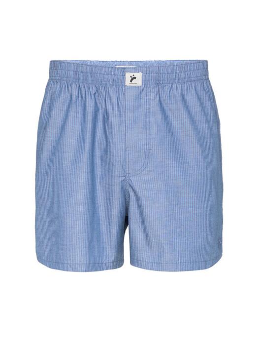 Recolution Unterwäsche  Boxershorts Amargo Stripes [blue striped] jetzt im Onlineshop von zündstoff bestellen