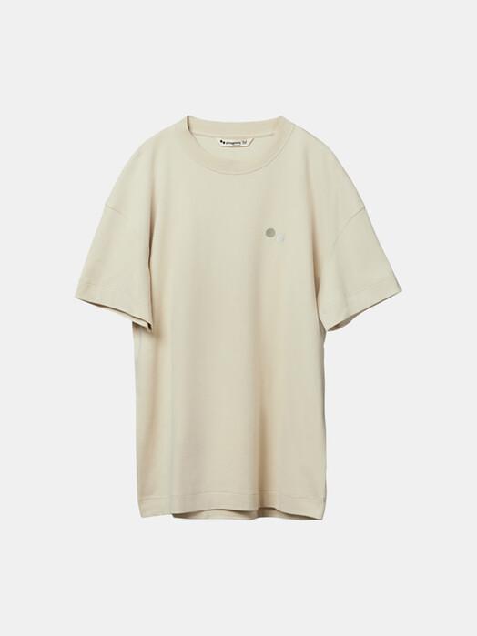 pinqponq T-Shirts T-Shirt Unisex [sand beige] jetzt im Onlineshop von zündstoff bestellen