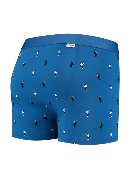 A-dam Underwear Unterwäsche  Boxerbrief Markus [steel blue] jetzt im Onlineshop von zündstoff bestellen
