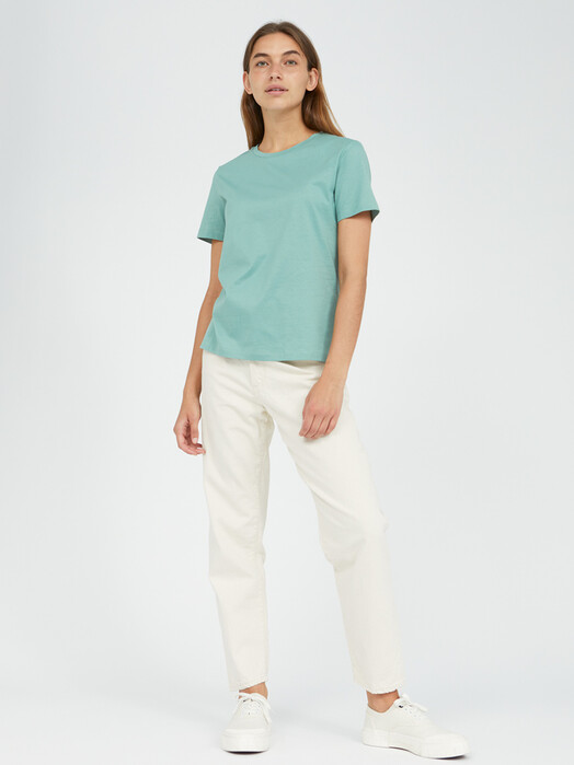 ARMEDANGELS T-Shirts Maraa [matcha] jetzt im Onlineshop von zündstoff bestellen