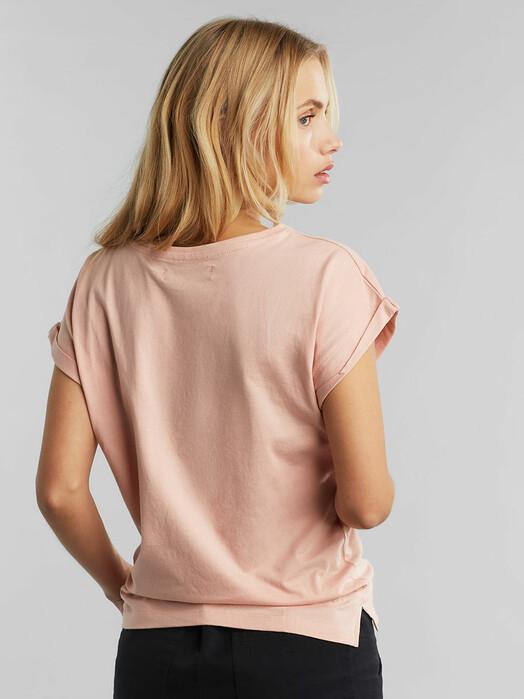 Dedicated T-Shirts Visby Wild at Heart [pink] jetzt im Onlineshop von zündstoff bestellen