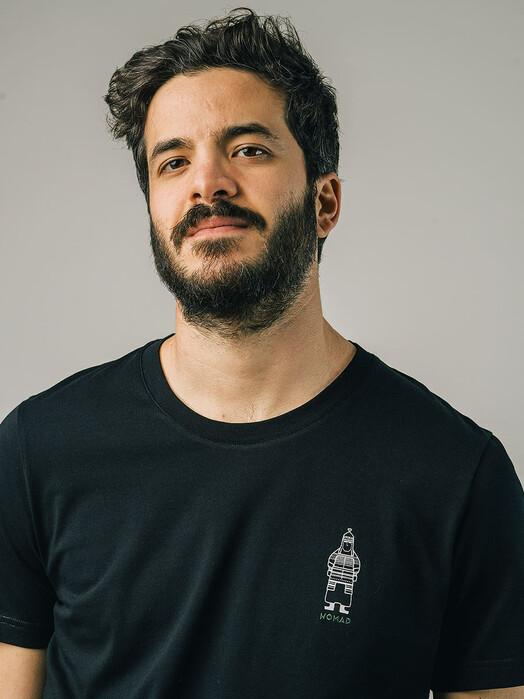 Brava Fabrics T-Shirts The Guardian T-Shirt [black] jetzt im Onlineshop von zündstoff bestellen