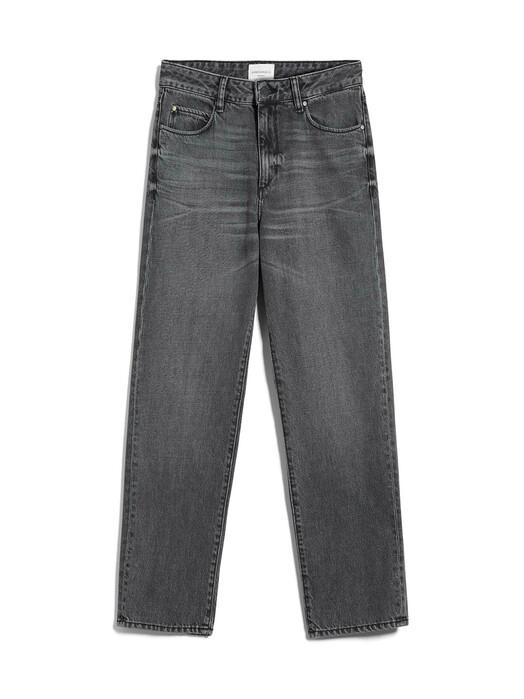 ARMEDANGELS Jeans Fjellaa Cropped [clouded grey] jetzt im Onlineshop von zündstoff bestellen