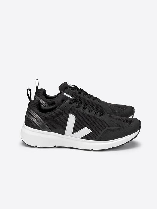Veja Schuhe Condor 2 Alveomesh [black white] jetzt im Onlineshop von zündstoff bestellen