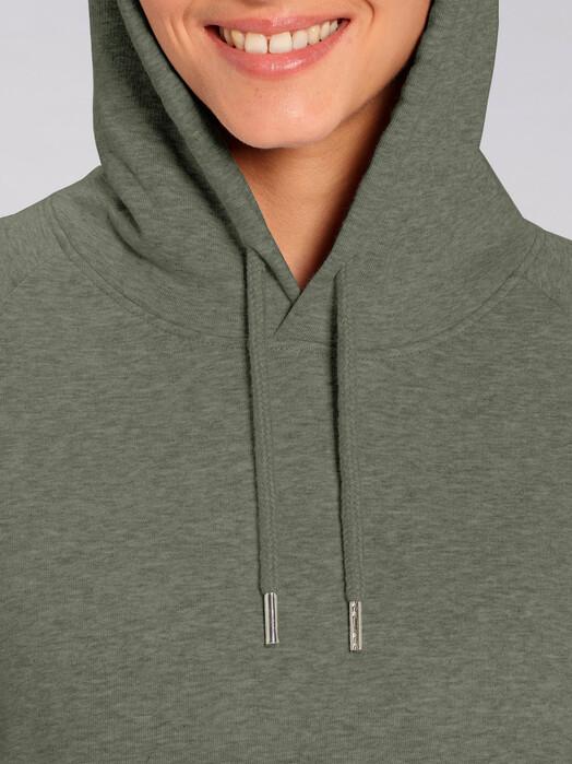 Sweatshirts - Tilda [diverse Farben] - XS, mid heather khaki 5