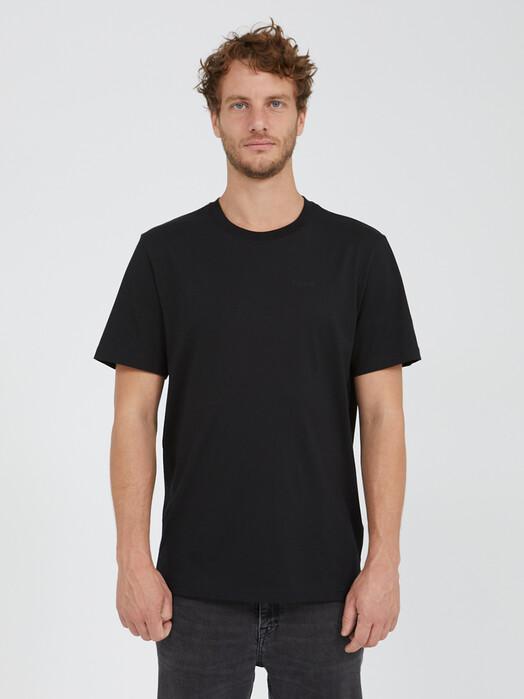 ARMEDANGELS T-Shirts Aado I Care [black] L jetzt im Onlineshop von zündstoff bestellen