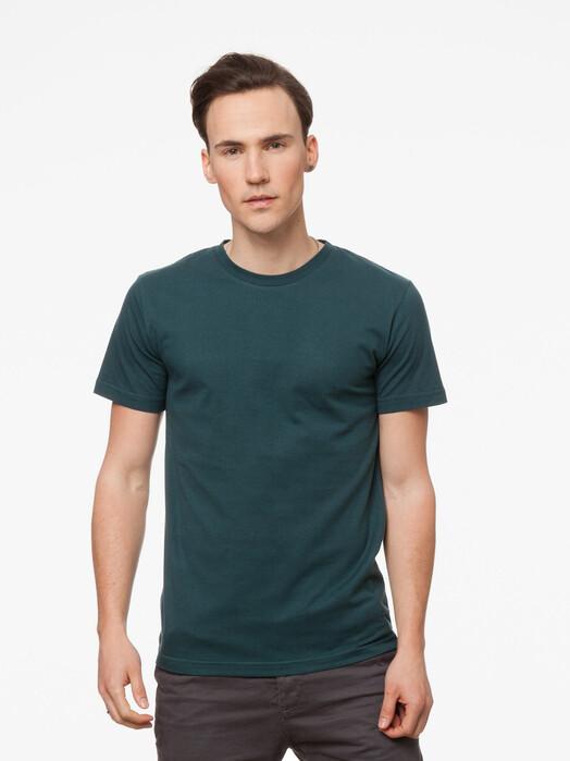 T-Shirts - Men's Blank T-Shirt [deep teal] 2
