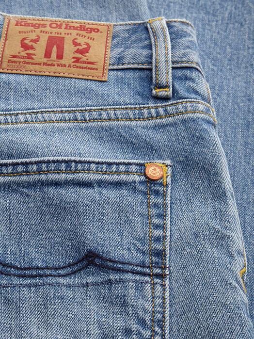 K.O.I. Jeans Caroline [xavier vintage super light]