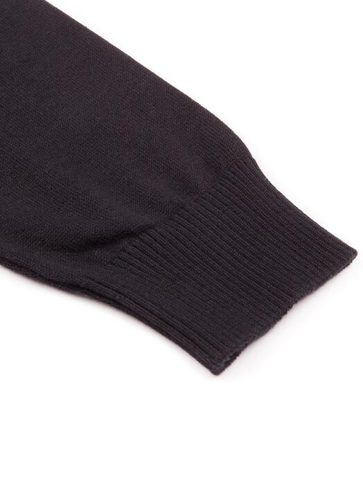bleed clothing Strickpullover & Cardigans 365 Knitted Jumper [black] XS jetzt im Onlineshop von zündstoff bestellen