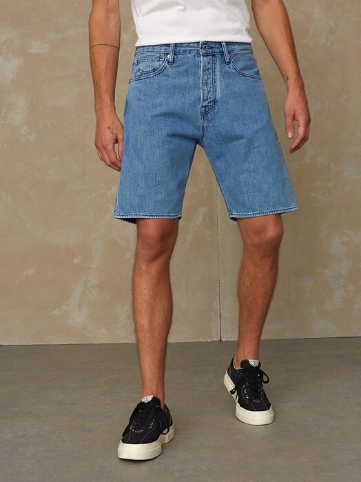 K.O.I. Jeans Shorts Lucius Short [light marble] jetzt im Onlineshop von zündstoff bestellen