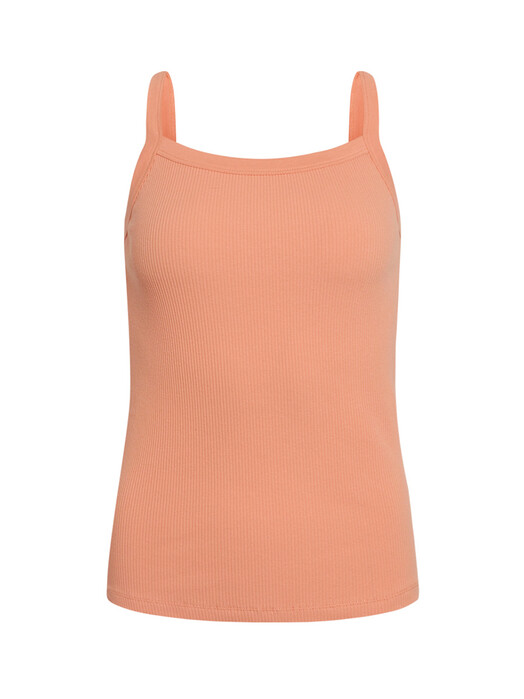 Knowledge Cotton Apparel  Tops Rose Strap Top [shimp] jetzt im Onlineshop von zündstoff bestellen