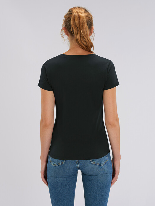T-Shirts - Emma [diverse Farben] - XS, black 4