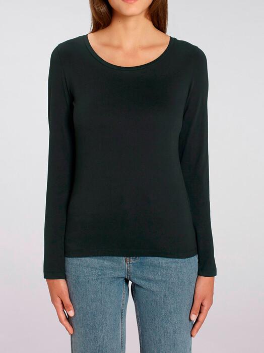 zündstoff.basics Longsleeves Sanne [diverse Farben] XL, black jetzt im Onlineshop von zündstoff bestellen