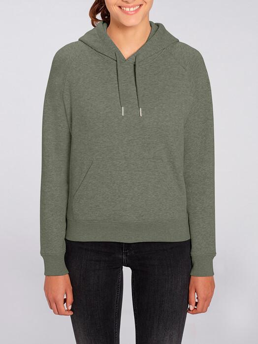 Sweatshirts - Tilda [diverse Farben] - XS, mid heather khaki 2