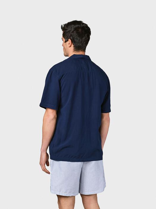 Klitmøller Collective Hemden & Polos Mads [ocean] XL jetzt im Onlineshop von zündstoff bestellen
