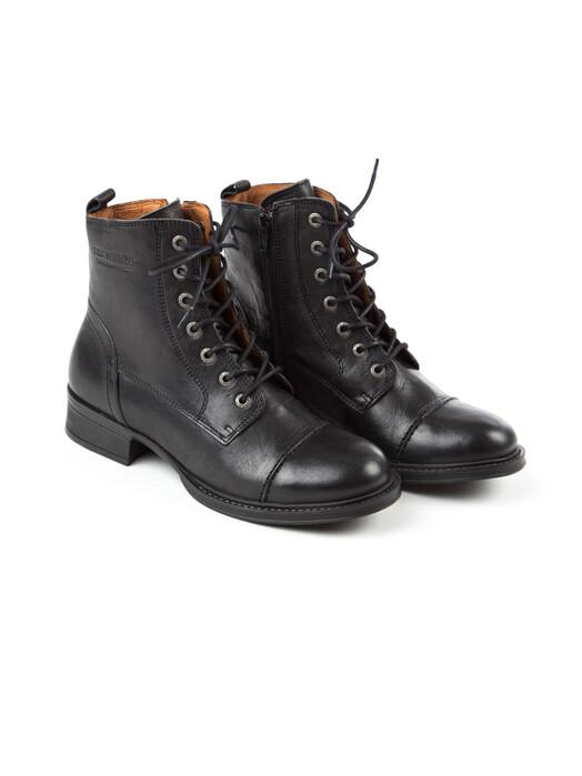 Ten Points Schuhe  Pandora Laced [black] 38 jetzt im Onlineshop von zündstoff bestellen