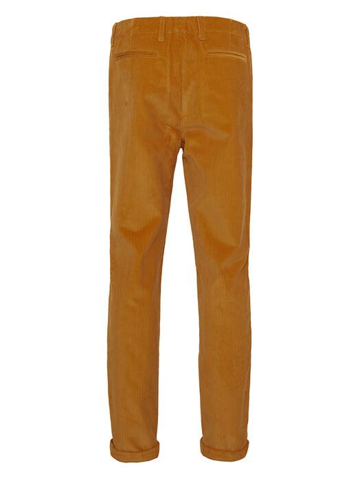 Knowledge Cotton Apparel  Chinos & Hosen Chuck 8 Wales Corduroy Chino [buckhorn brown] jetzt im Onlineshop von zündstoff bestellen