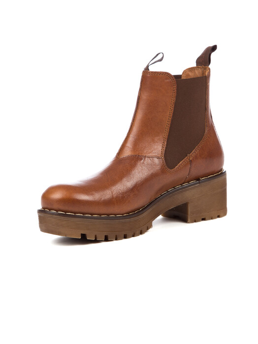 Ten Points Schuhe  Clarisse [cognac] jetzt im Onlineshop von zündstoff bestellen