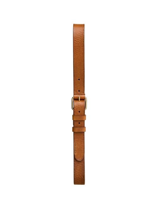 nudie Jeans Gürtel Dwayne Leather Belt [toffee brown] jetzt im Onlineshop von zündstoff bestellen