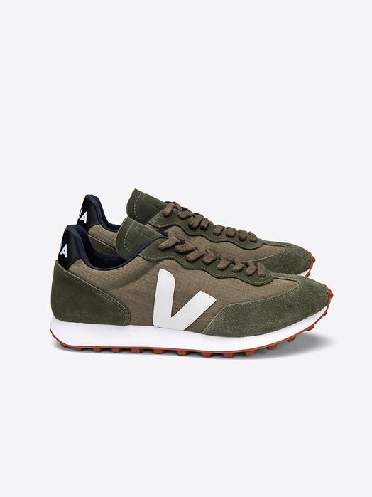Veja Schuhe Rio Branco Ripstop [kaki pearl] jetzt im Onlineshop von zündstoff bestellen