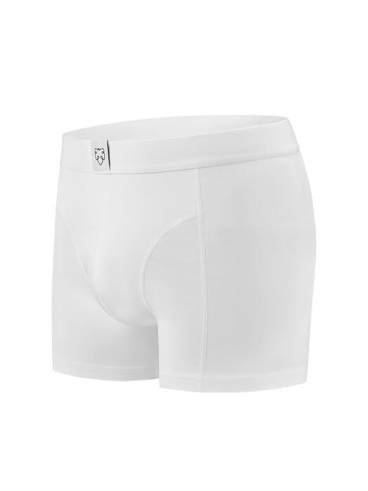 A-dam Underwear Unterwäsche  Boxerbrief Okke [white] jetzt im Onlineshop von zündstoff bestellen