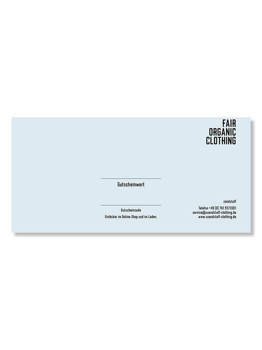 zündstoff.basics Gutscheine Gutschein jetzt im Onlineshop von zündstoff bestellen