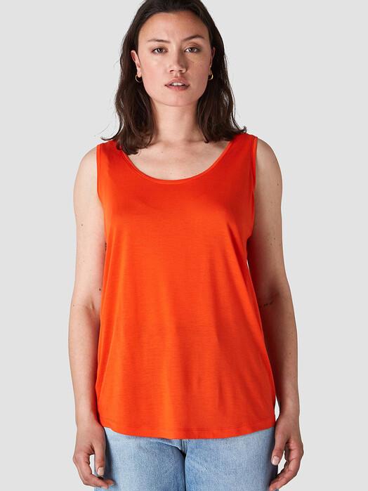 K.O.I. Jeans Tops Nushi [burnt orange] jetzt im Onlineshop von zündstoff bestellen