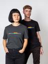 Kombinat 161 T-Shirts T-Shirt #proudboys [dark heather grey] jetzt im Onlineshop von zündstoff bestellen
