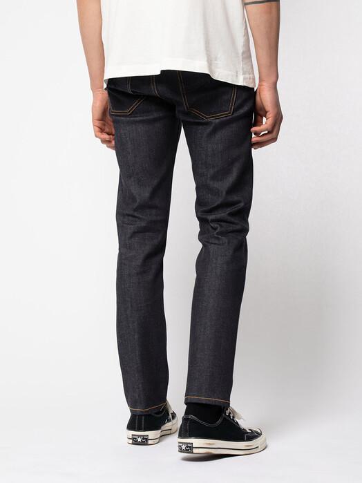 nudie Jeans Jeans Lean Dean [dry indigofera] jetzt im Onlineshop von zündstoff bestellen