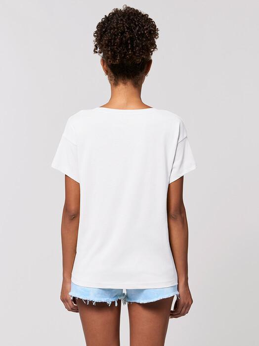 zündstoff.basics T-Shirts Charlotte [diverse Farben] XL, white jetzt im Onlineshop von zündstoff bestellen
