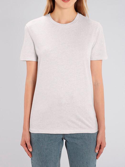 T-Shirts - Claas [diverse Farben] - XL, cream heather grey 5