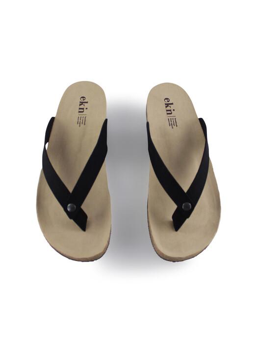 ekn Schuhe Sandal Vegan [black] jetzt im Onlineshop von zündstoff bestellen
