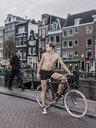 A-dam Underwear Unterwäsche  Boxerbrief Jelle [black] jetzt im Onlineshop von zündstoff bestellen