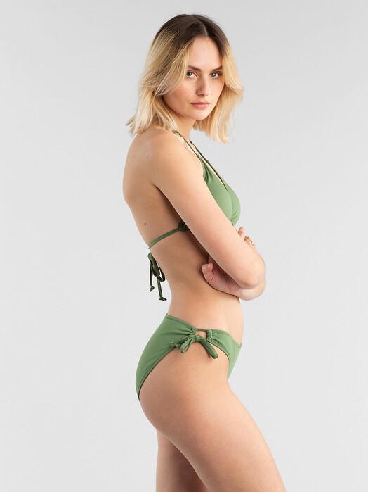 Dedicated Bikinis & Badeanzüge Odda [olive green] jetzt im Onlineshop von zündstoff bestellen