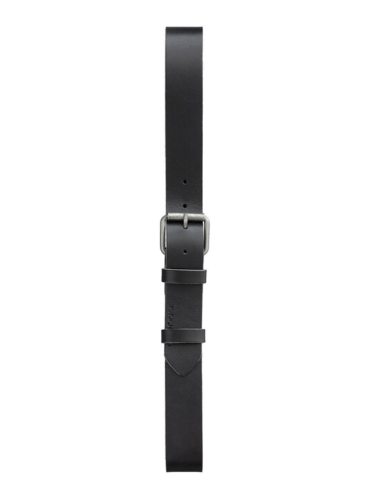 nudie Jeans Gürtel Pedersson Leather Belt [black] jetzt im Onlineshop von zündstoff bestellen