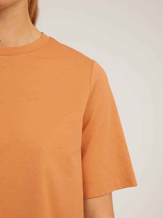 ARMEDANGELS T-Shirts Layaa Mercerized [toasted hazel] jetzt im Onlineshop von zündstoff bestellen