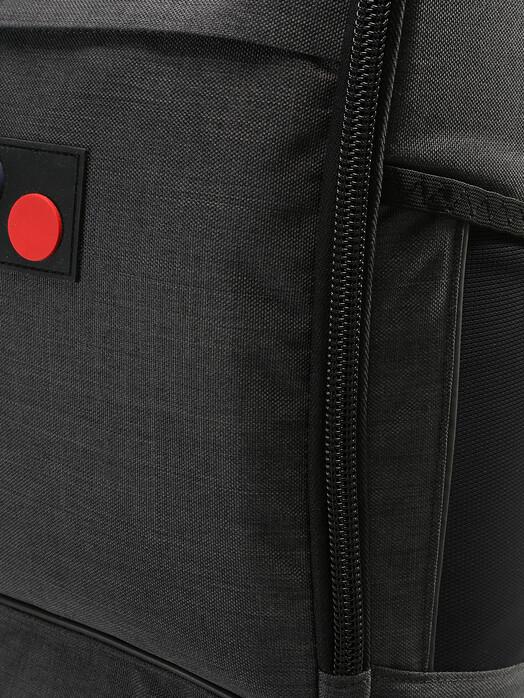 pinqponq Rucksäcke & Taschen Cubik Medium [anthracite melange] One Size jetzt im Onlineshop von zündstoff bestellen