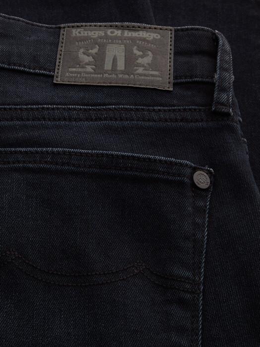 K.O.I. Jeans Jeans Juno High [blue black worn] jetzt im Onlineshop von zündstoff bestellen