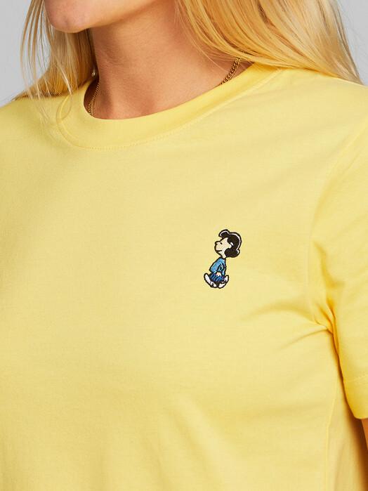Dedicated T-Shirts Mysen Lucy [yellow] jetzt im Onlineshop von zündstoff bestellen