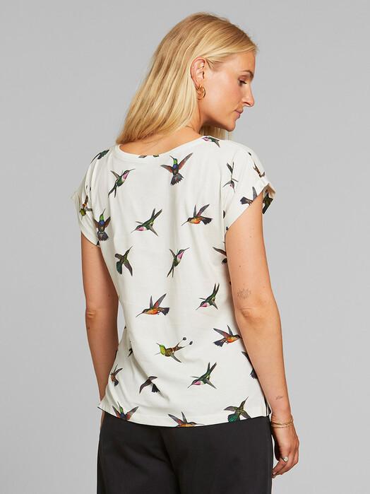 Dedicated T-Shirts Visby Hummingbirds [off-white] jetzt im Onlineshop von zündstoff bestellen